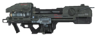 Halo Reach - Side Profile Model 8