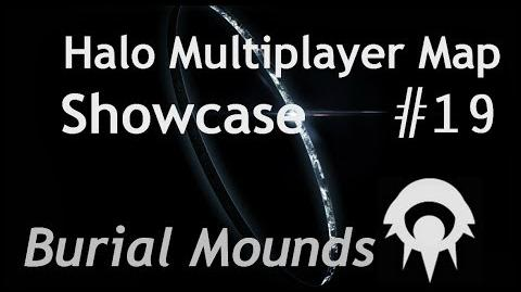 Halo Multiplayer Maps - Halo 2 Burial Mounds