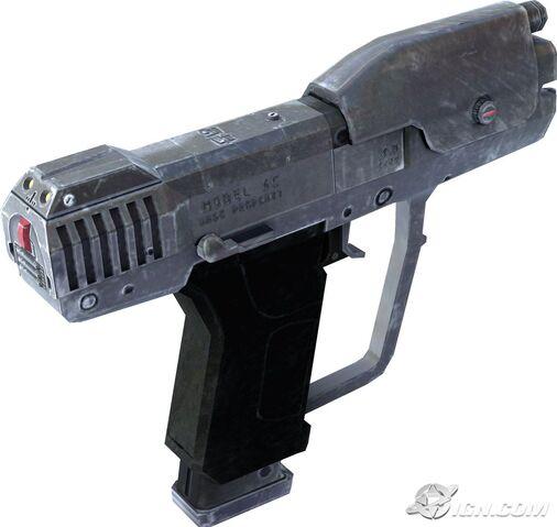 파일:M6G Pistol view 2.jpg