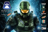 Halo 4 - King of the Hill - Banner