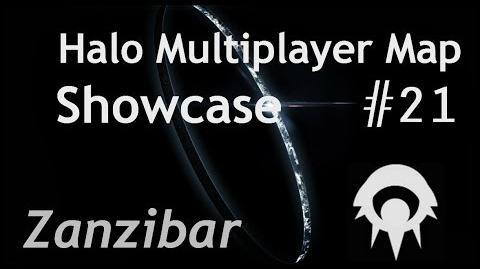 Halo Multiplayer Maps - Halo 2 Zanzibar