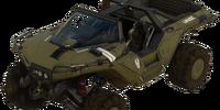 M12B Force Application Vehicle