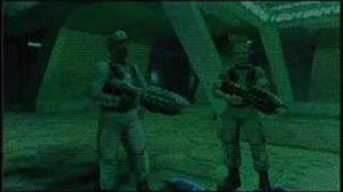 Halo Cutscene 343 Guilty Spark - Jenkins' Helmet Cam