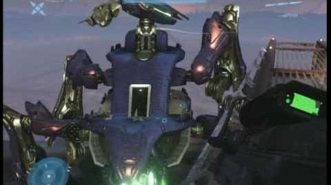 Halo 3 Walkthrough Remake - Part 10 - The Storm Part 2