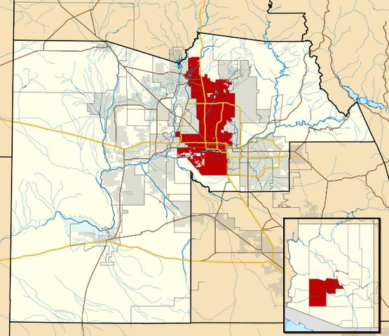 File:Phoenix Maricopa County AZ Location.png