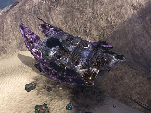 File:Crashed phantom on the Ark.jpg
