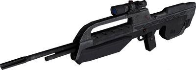BR55HB SR Battle Rifle