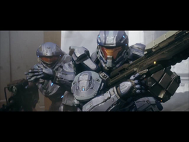 Halo 4 Spartan Ops Thorne And Madsen