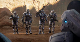 Halo 4 Spartan Ops Episode 8 Fireteam Majestic 1