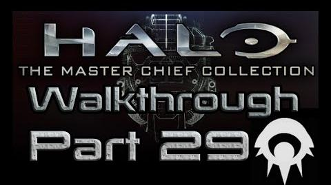 Halo- The Master Chief Collection Walkthrough - Part 29 - Tsavo Highway