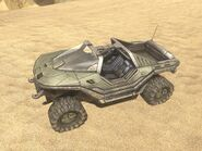 Turretless Warthog