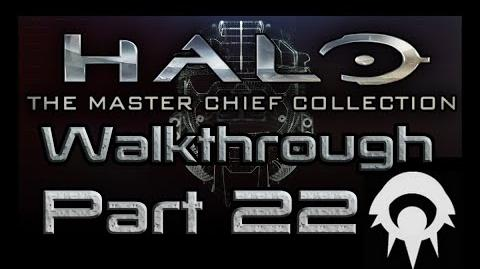 Halo- The Master Chief Collection Walkthrough - Part 22 - Gravemind