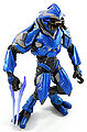 Reach Blue Elite Officer Figure