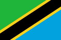 Flag of the United Republic of Tanzania