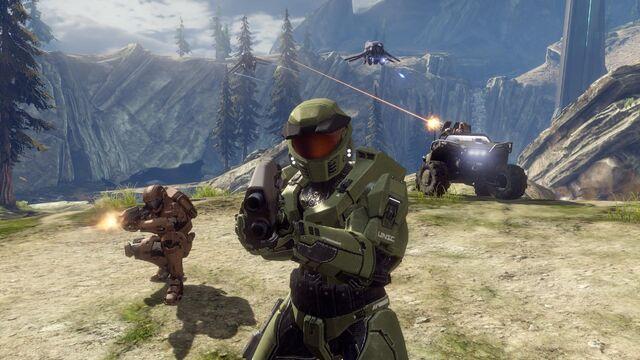 File:Halo Combat Evolved In Halo 4.jpg