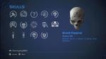 HCEA Grunt Funeral Skull