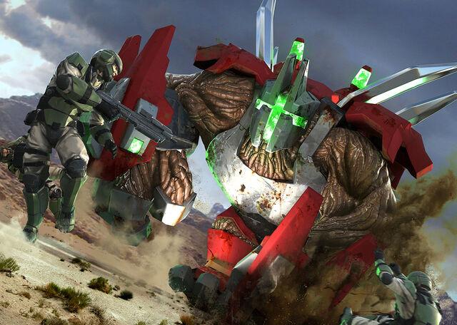 File:HW2 Blitz-Artwork GoliathHunter.jpg