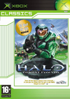 Halo Combat Evolved - Xbox Classics Cover