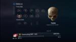 HR Famine Skull
