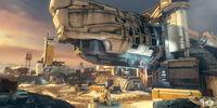 Skirmish at Darkstar