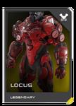 H5G REQ-Card Locus Armor