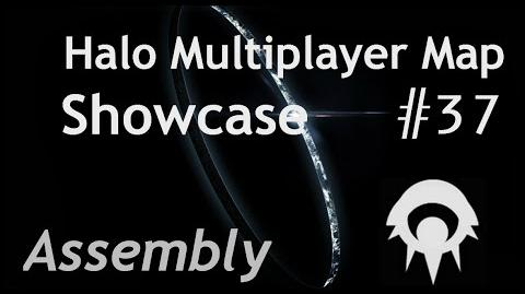 Halo Multiplayer Maps - Halo 3 Assembly