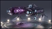Halo Wars Spirit Dropship