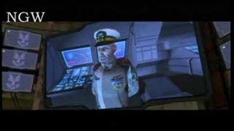 Halo 3 Legendary Guide - Crows Nest - Opening Cutscene