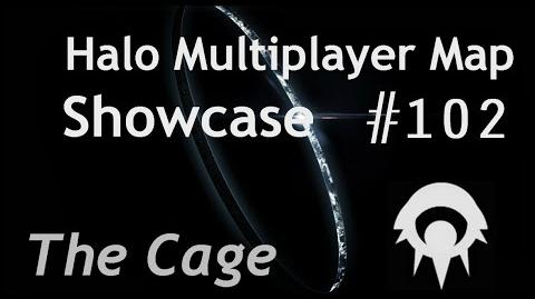 Halo Multiplayer Maps -102 - Halo Reach- The Cage