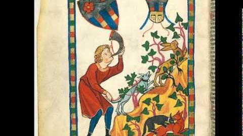 Medieval music - Walther von der Vogelweide Palästinalied by Arany Zoltán
