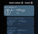 Loadout (Halo: Reach)