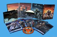 Halo Wars - Collectors Edition package