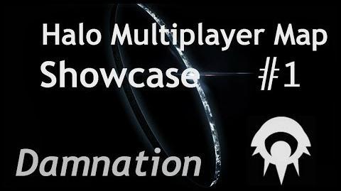 Halo Multiplayer Maps - Halo 1 Damnation