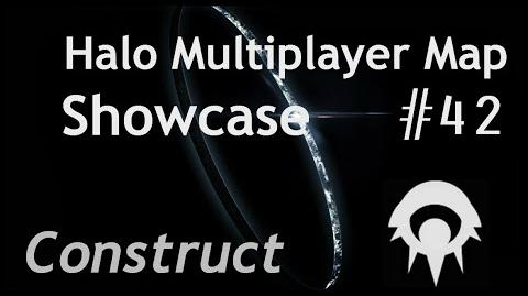 Halo Multiplayer Maps - Halo 3 Construct