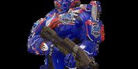Mjolnir Powered Assault Armor/Challenger