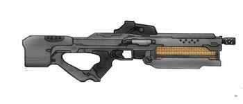 AT Assault Rifle