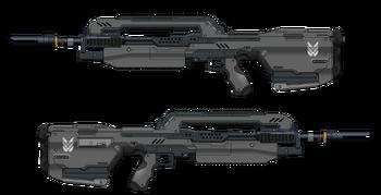 M55C Battle Rifle