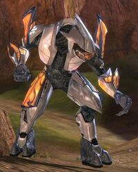 Honor Guard Ultra Glitch