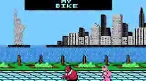 Nigga stole My Bike!