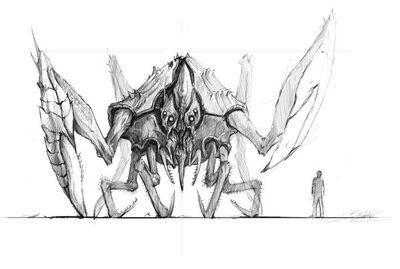 Swarm Tarantula