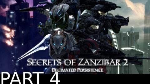 Secrets of Zanzibar 2 Part 4 (Halo Reach Machinima)