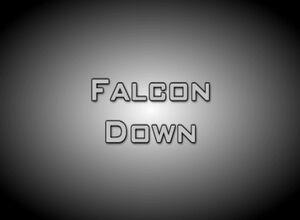 Falcon Down Title Picture