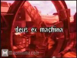 Deus Ex Machina Main Title
