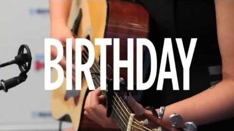 Birthday (cover)