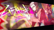 Murasaki in the official PV for Hamatora