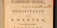 Common Sense (Pamphlet)