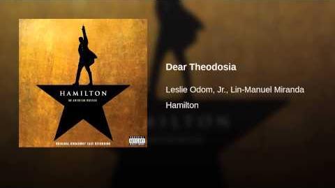 Dear Theodosia