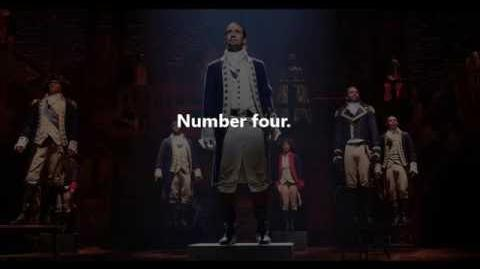 Hamilton - Ten Things One Thing (Lyrics)