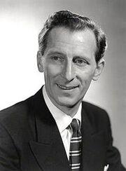 Peter Cushing in 1955