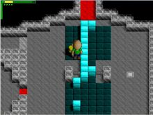Tomb of Sparks Unlock passage shortcut puzzle